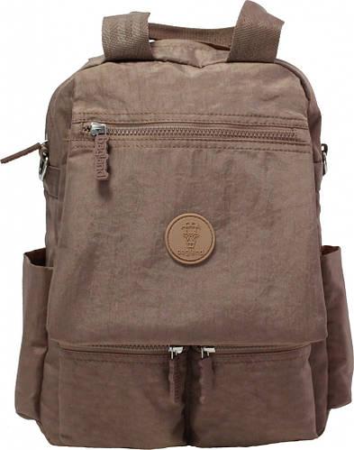 Многофункциональная сумка-рюкзак Sonia 8 л Bagland 17476-1 бежевый