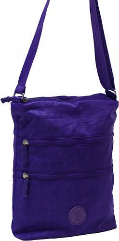 Современная борсетка Kira 3 л Bagland 20776-4 фиолетовый