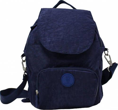 Сдержанный рюкзак Cityback 9 л Bagland 17876-4 чернильный