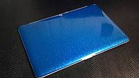 Декоративная защитная пленка для планшета Samsung Galaxy Tab 2 10.1 синий сапфир