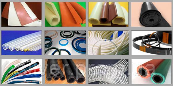 Резиновые силиконовые уплотнители