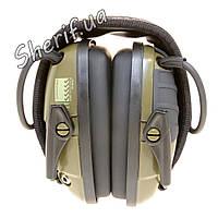 Активные наушники для стрельбы Howard Leight Impact Sport R-01526