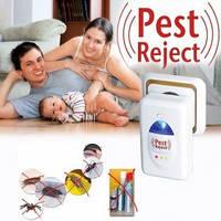 Помощник для дома – отпугиватель крыс, мышей и насекомых  PestReject Пест Реджект