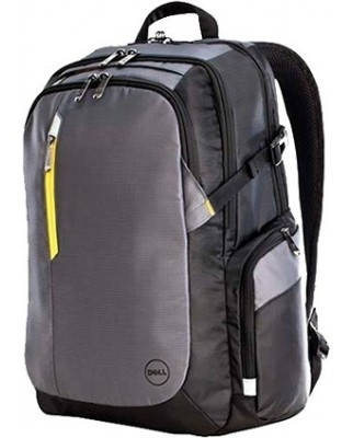 """Вместительный рюкзак с отделением для ноутбука 17"""" DELL Tek Backpack (серый) 460-BBKM"""