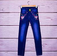 Модные джинсы для девочки