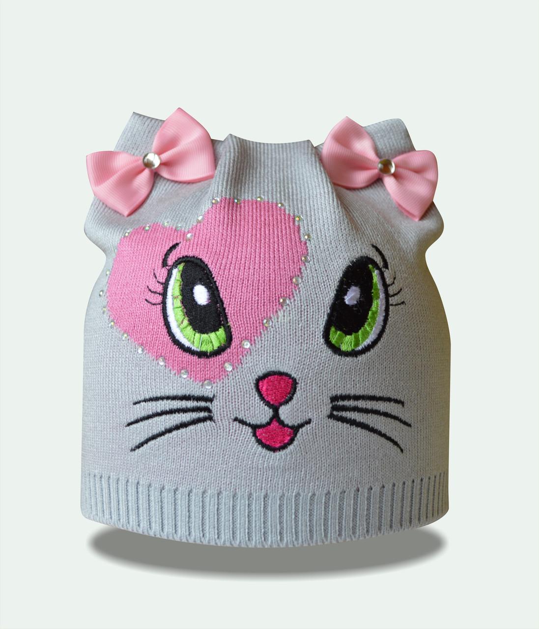 Вязание спицами для кошки