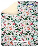 Одеяла меховые из овечьей шерсти в бязи 172x205 см