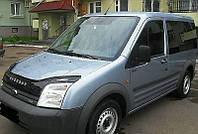 Дефлектор капота, мухобойка FORD Transit Connect с 2002-2006 г.в.  Форд Транзит Коннект