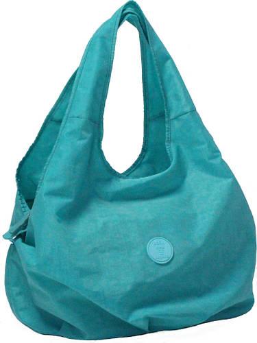 Неординарная женская сумка Elza 23 л Bagland 24776-1 бирюзовый