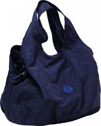 Практичная женская сумка Elza 23 л Bagland 24776-2 чернильный