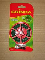 Проволока GRINDA подвязочная декоративная для кустарников, 30м