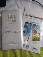 Чехол силиконовый + защитная плёнка для телефона смартфона Xiaomi Note 3
