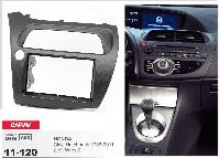 2-DIN переходная рамка HONDA Civic Hatchback 2006-2011 (Left Wheel), CARAV 11-120