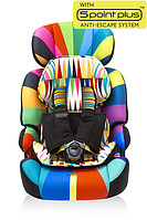 Детское автокресло от Cosatto Zoomi цвет Go Brightly