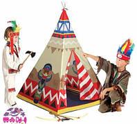 """445-14 Детская палатка 5 Stars """"Индейцы"""""""