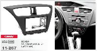 2-DIN переходная рамка HONDA Civic Hatchback 2012+ (Left Wheel), CARAV 11-267