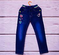 Оригинальные джинсы для девочки