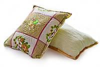 Декоративная меховая подушка Altex ткань полиэстер (70х70) (ПМ01)