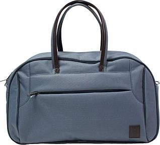 Оригинальная сумка 34 л Bagland 39066-1 темно-серый