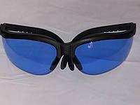 Очки защитные Truper Sport синие Арт. LEDE-SZ