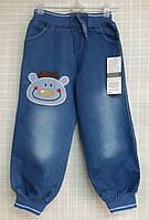 Детские джинсы для мальчика 1-5 лет