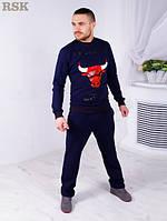 Мужской спортивный костюм Chicago Bulls , спортивные костюмы мужские