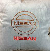 Наволочка меховая со знаками машин три цвета