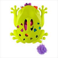 Boon, Органайзер для игрушек в ванную, лягушка