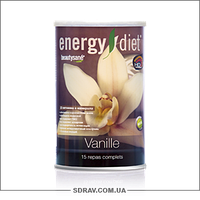 Коктейль «Ваниль» • Energy Diet (Энерджи Диет)