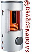 Аккумулирующий бак c внутренним бойлером Drazice NADO V3 500/100 л.