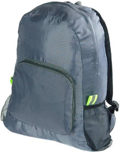 Городской вместительный складной рюкзак из нейлона 15 л. Traum 7071-10