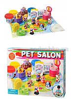 Набор для лепки PlayGo Салон домашних животных