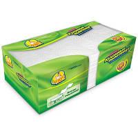 Кухонные бумажные полотенца в боксе 150 листов