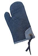Варежка-прихватка из джинсовой ткани Patched.