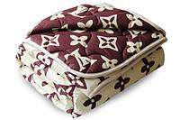 Одеяло из шерсти мериноса Altex (U403/U403brown) полуторное