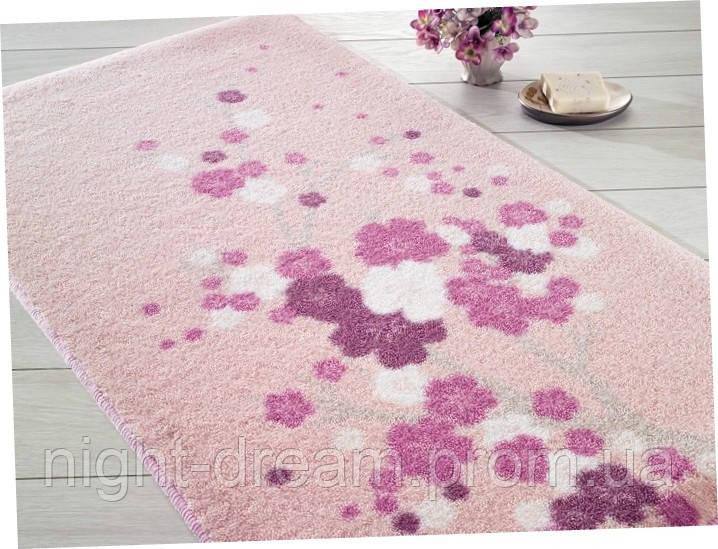 Коврик 80х140 Confetti Bella Spray розовый