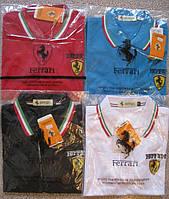 FERRARI мужская футболка поло феррари купить в Украине