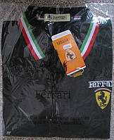FERRARI мужская футболка поло