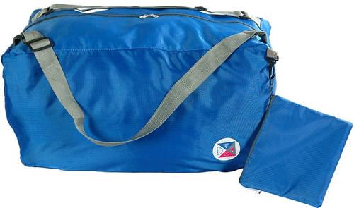 Удобная дорожная сумка из плотной ткани 35 л. Traum 7072-40
