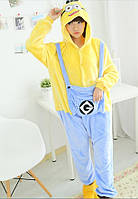 Пижама кигуруми миньон kigurumi