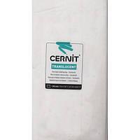 Полимерная глина Цернит Cernit (Бельгия) эконом упак.500 г -белый полупрозрачный 005