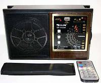Радиоприемник GOLON QR-131 UAR, усиленный приём частот