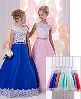 Платье для выпускного для девочки в расцветках