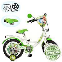 Детский 2-х колесный велосипед Фиксики Vip 12 дюймов FX 0034