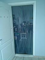 Сітка на двері з магнітами