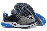 """Кроссовки Nike Air Presto 2 Carving """"Grey Blue"""" - """"Серые Синие"""""""
