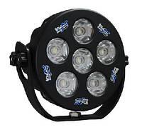 Круглая светодиодная фара SOLSTICE 6'' 6 ламп.