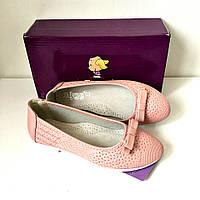Детские туфли, балетки на девочку Tom M