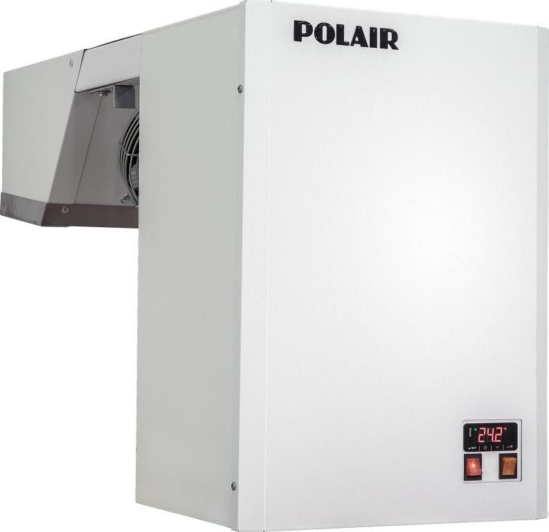 Моноблок ранцевый Polair MM 111 RF (-5...+5С) (7м3)