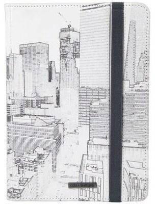 """Интересный чехол с рисунком для планшета 7"""" Golla Vincent Stand Tablet (White) G1554"""